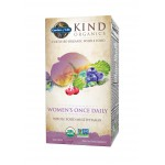 Garden of Life-Kind Organics Women's Once Daily 30 tablets